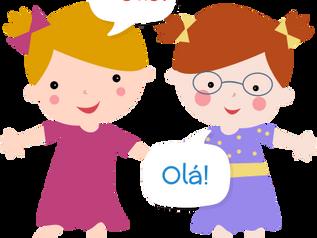 Falar duas línguas desde cedo é positivo