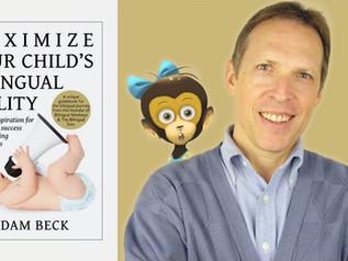 50 Dicas para Criar Filhos Bilingues por Adam Beck