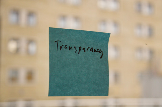 Transparency is so the new objectivity