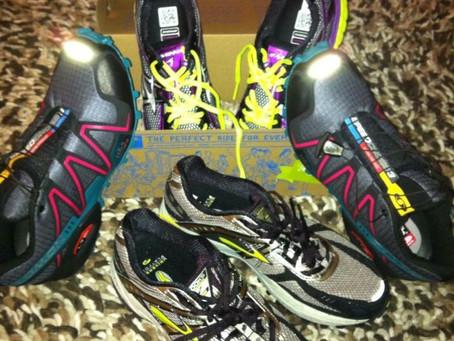 Running shoe 101