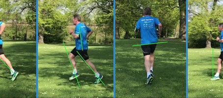Running Technique Analysis