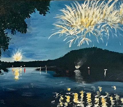 """Summer Fireworks"""