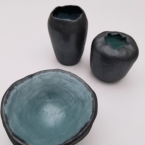 Collection of Polymer Vessels