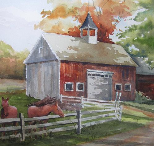 """""""Concord Barn"""""""