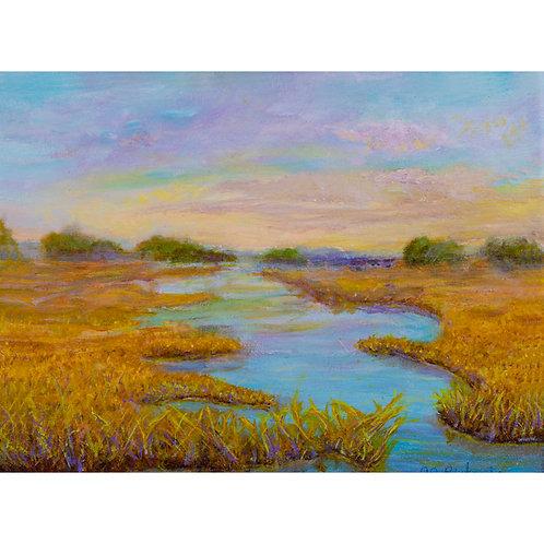 """""""Massachusetts Marsh"""""""