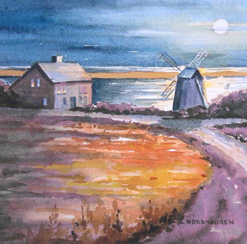 """Chatham Windmill"""