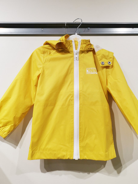 Annil Windproof Light Rain Boy Jacket