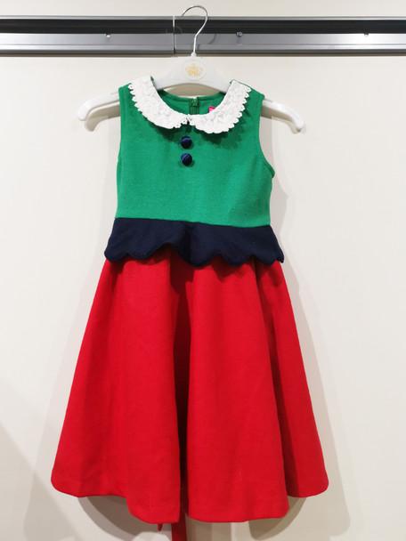 Annil Flower Party Princess Dress