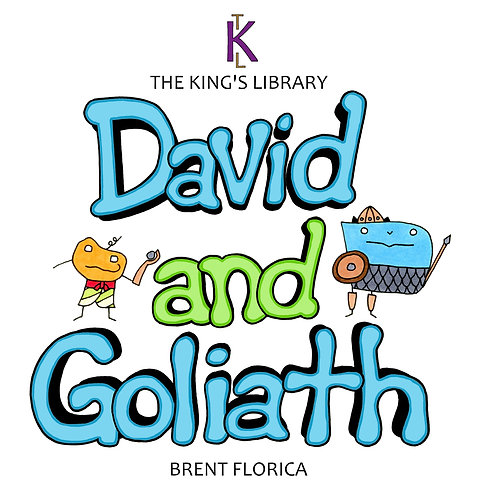The King's Library: David and Goliath (Hardcover)