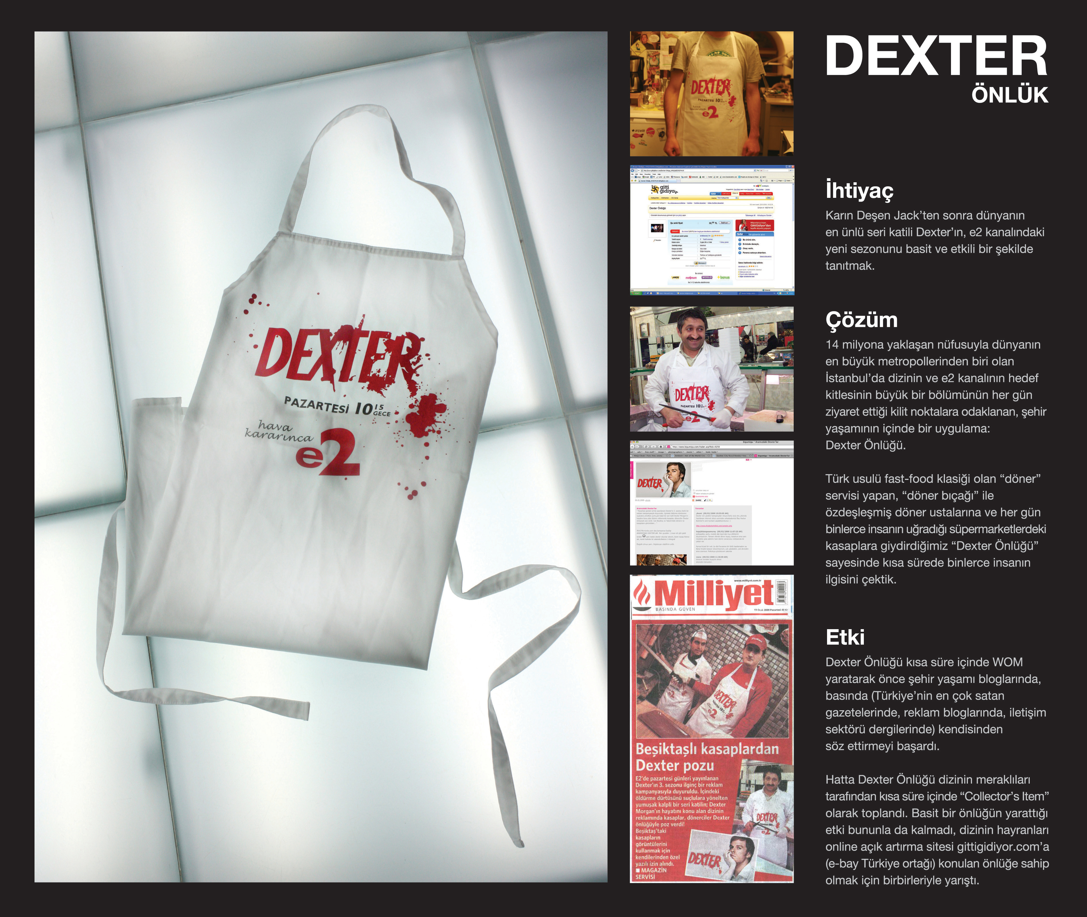 Apron For Butchers