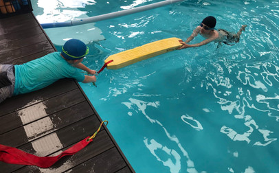 water safety Superkids aquatic