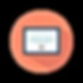 Framed Certificate Icon