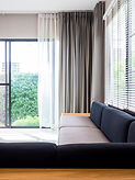 Dry cleaning curtain & drapes