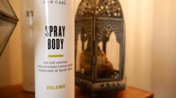 AG hair care Spray Body