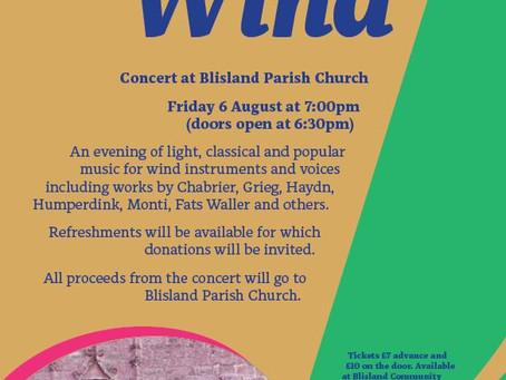 West Wind in Concert