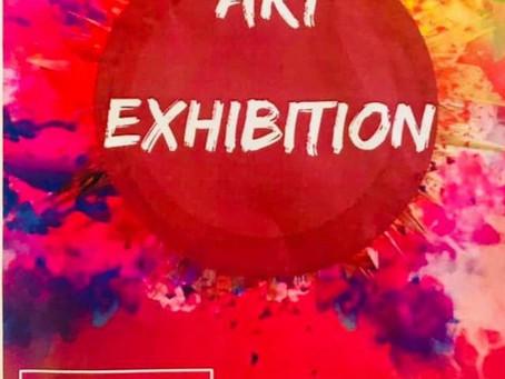 Art Exhibition 14 - 16 Aug