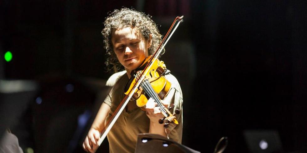 Solo violin/fiddle