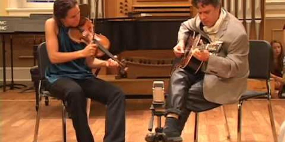 Concert with Dexter Romweber