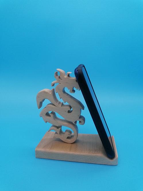 Support de téléphone Dragon