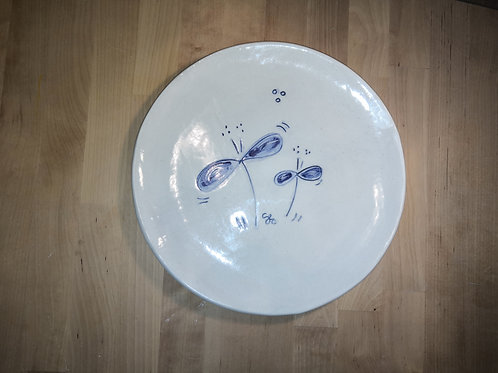 LOT de 6 Assiette plates Sange