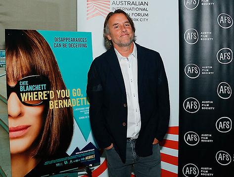 Richard Linkklater at Australian Interna