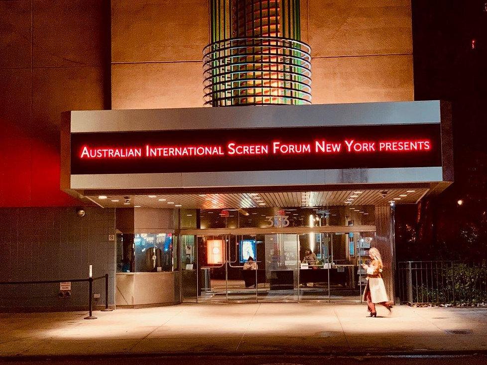 Australian International Screen Forum pr