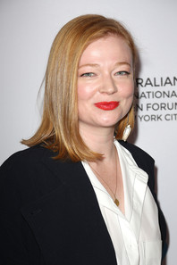 Sarah Snook from the cast of 'Succession' at the New York Premiere of 'The Nightingale'