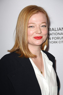 Sarah Snook from the cast of 'Succession' at New York Premiere of 'The Nightingale'
