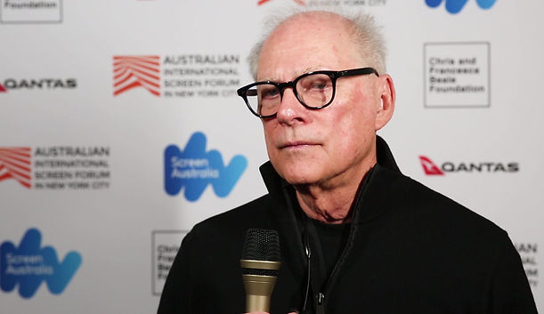 Barry Levinson at Australian International Screen Forum