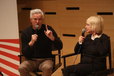 Baz Luhrmann with Jill Bilcock