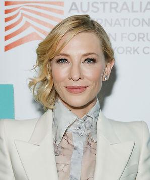 Cate Blanchett at Australian Internation