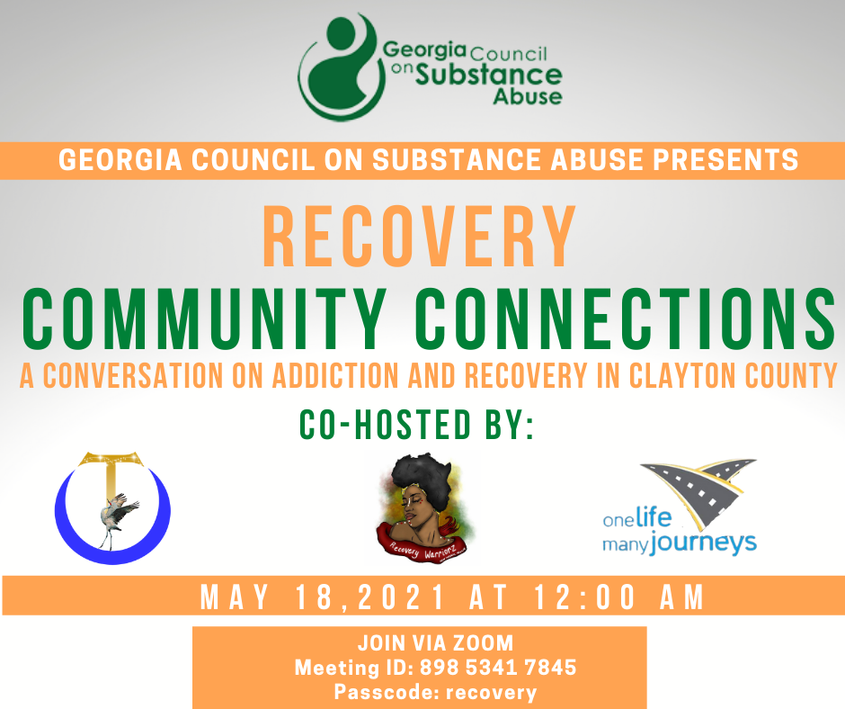 Clayton County Recovery  Community Conne