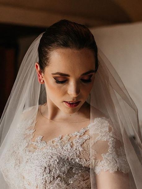 My gorgeous bride Malindi on her big day