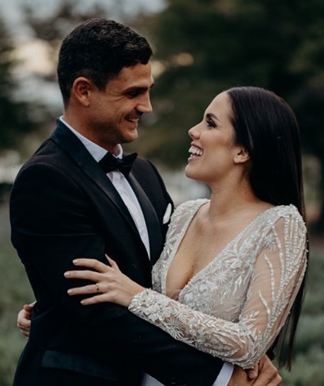 This amazing couple. Luke and Michelle o