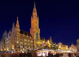 Christmas In Munich Germany.Germany S Christmas Markets Part I Munich
