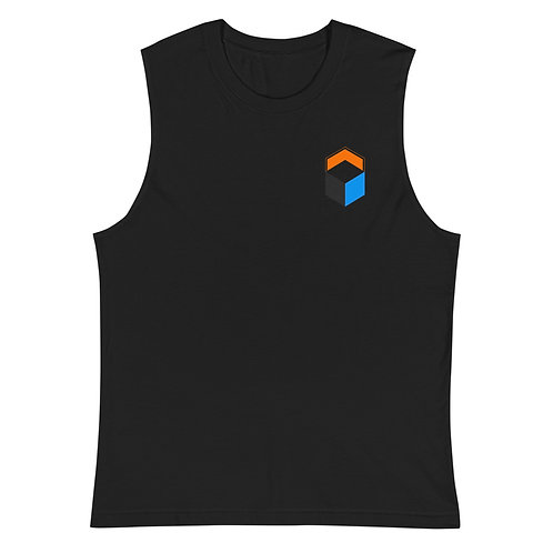 M.A.C.J Apparel Muscle Shirt (Men)