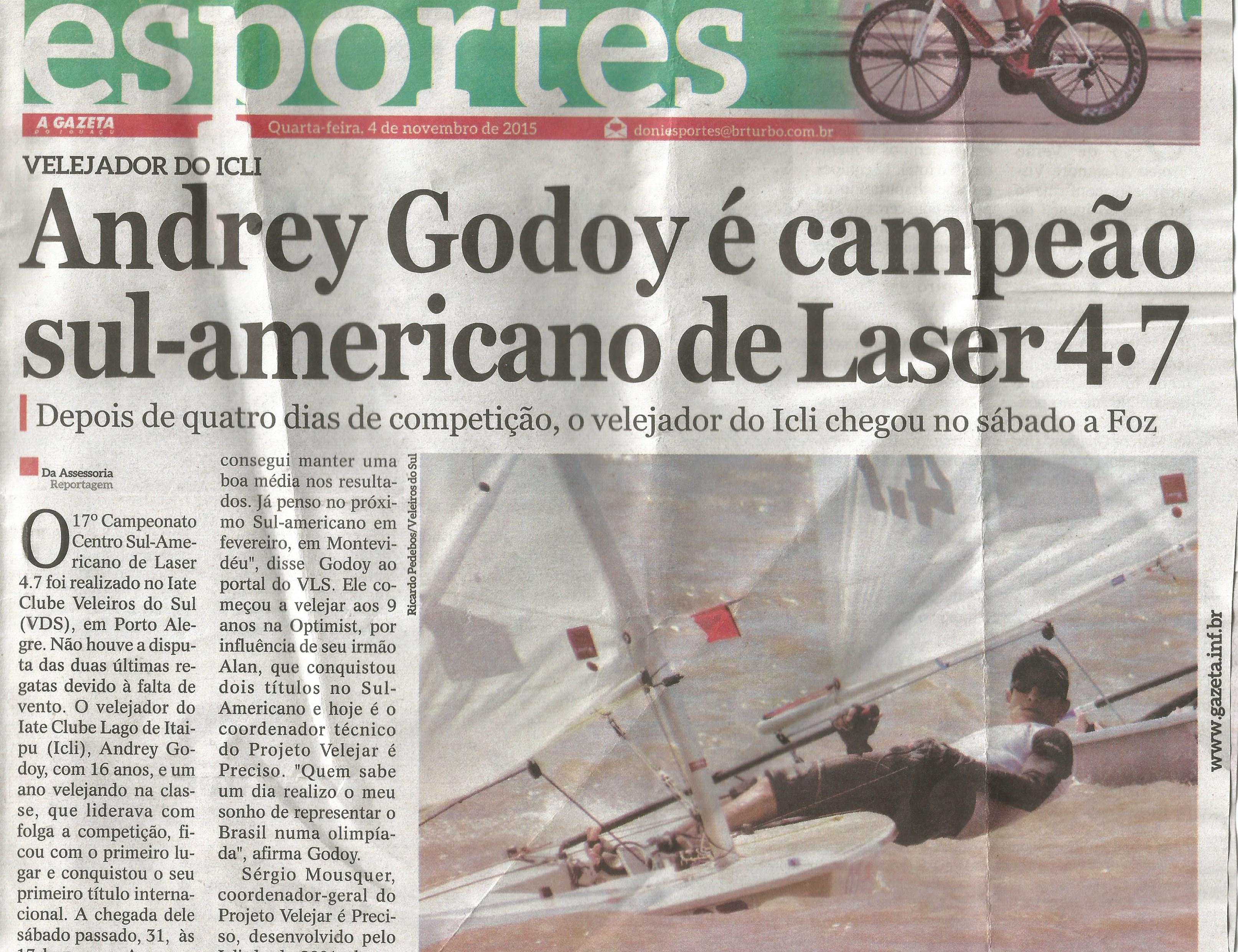 Andrey Godoy