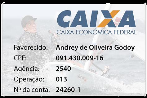 Caixa Andrey Godoy