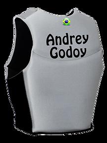 Colete - Andrey Godoy