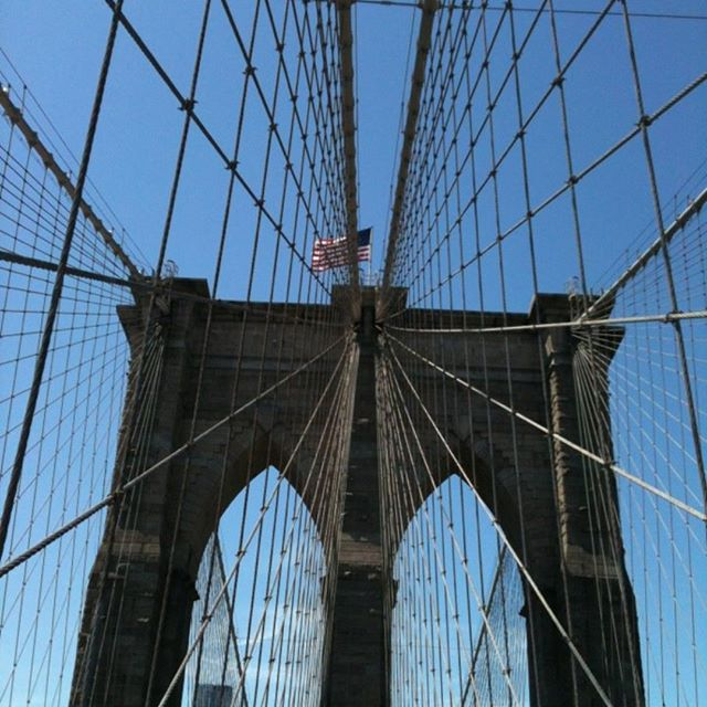 dear old brooklyn bridge did the spidey get you or something