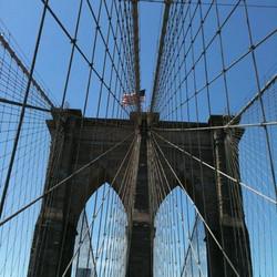 dear old brooklyn bridge did the spidey get you or something