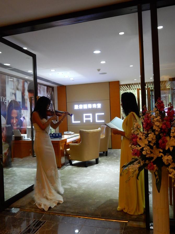 Manhattan Collection - Derier shops in Wuhan, Ningbo, Lanzhou and Yingchuan, China