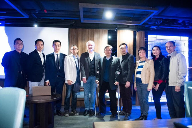 IAJMPP, HK MOU signing with IJDA