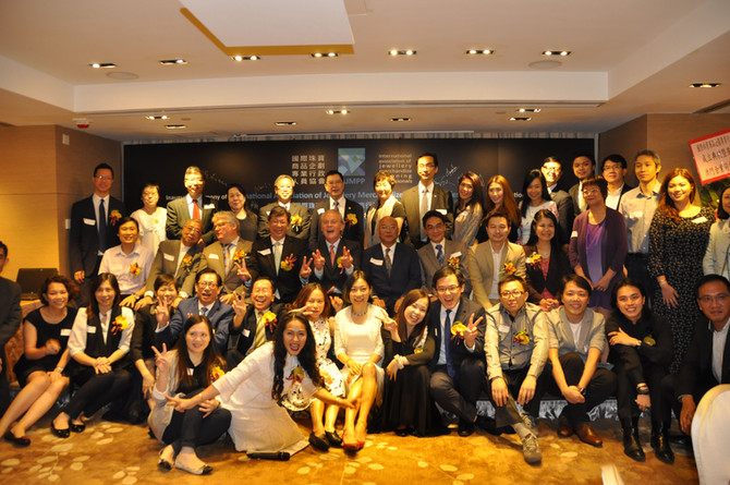 IAJMPP (International Association of Jewellery Merchandize Planning Professionals) jewelry associati