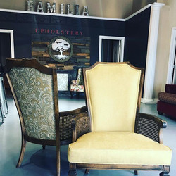 Vintage Cane Chairs