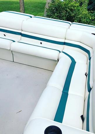Boat/Marine Reupholstery