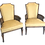 Thumbnail: Pair of Vintage Cane Chairs