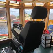 Commercial Ship Captian Chair