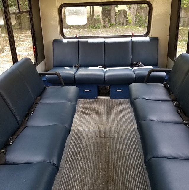 Bus Upholstery