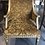 Thumbnail: Vintage Reupholstered Chair